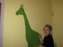 ...und Evas Giraffe